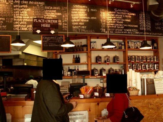 Literati Cafe: Many delicious choices