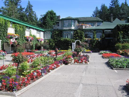The Butchart Gardens: Italian Gardens