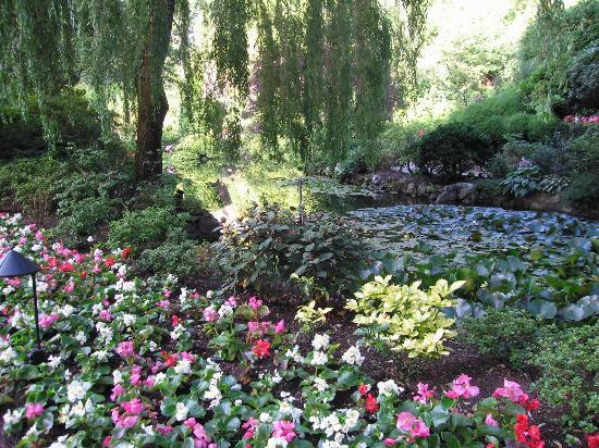 The Butchart Gardens: Shade Gardens