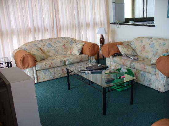 Sunbird Beach Resort Main Beach: Lounge Area