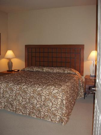 WorldMark Windsor: Master Bedroom