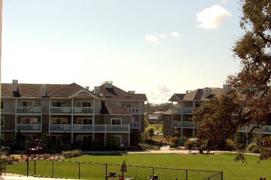 وورلدمارك ويندسور: view from balcony