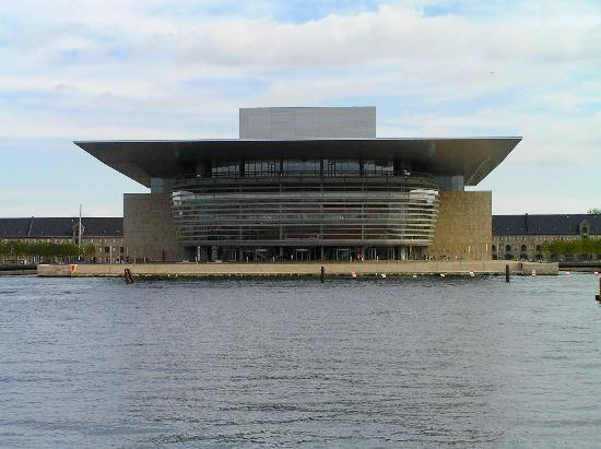 コペンハーゲンオペラハウス