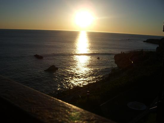 The Inn at the Cove: Room View Sunset