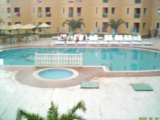 Hotel Esra and Family Suites: the front pool