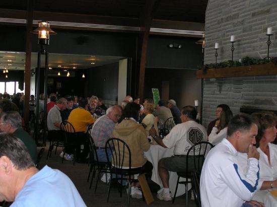 Watkins Glen, Estado de Nueva York: Lunch at the Winery