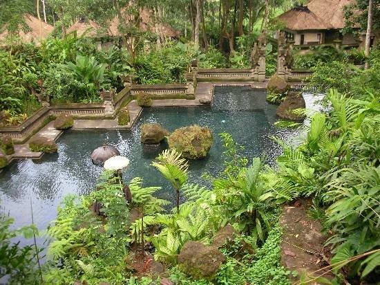 The Royal Pita Maha: Natural Spring Pool