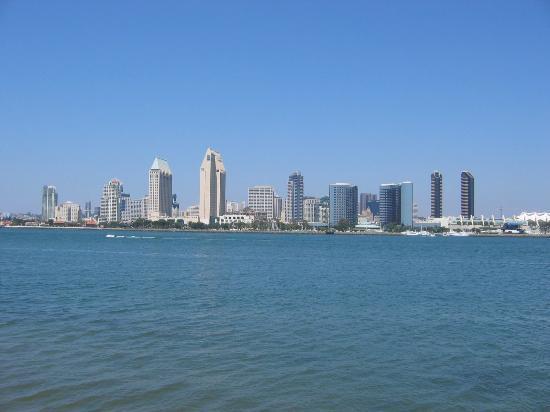 Downtown San Diego Skyline Taken From Coronado Ca Picture Of San Diego California Tripadvisor