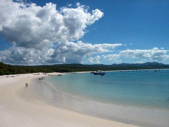 Whitsunday Island, Australia: Whitehaven Beach