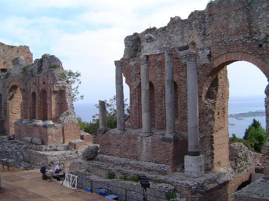 Taormina, Italia: Greek Theatre