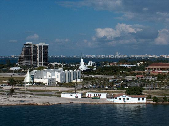 View From Cruise Ship  Picture Of Miami Florida  TripAdvisor