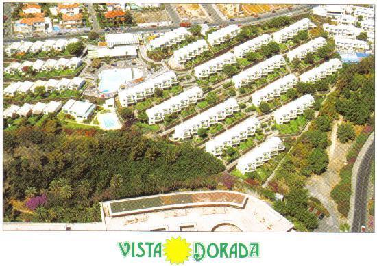 Vista Dorada Apartments: Airiel view of Vista Dorada