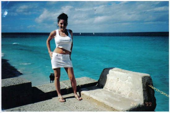 Brisas del Caribe Hotel: beautiful ocean!