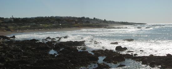 9 Iron Inn: Ocean panorama