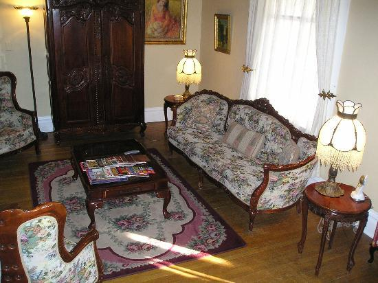 Bottger Mansion of Old Town: The Parlour