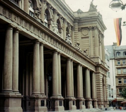 ‪Stock Exchange (Borse)‬