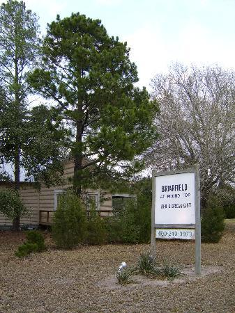 Briarfield at Round Top: The main lodge