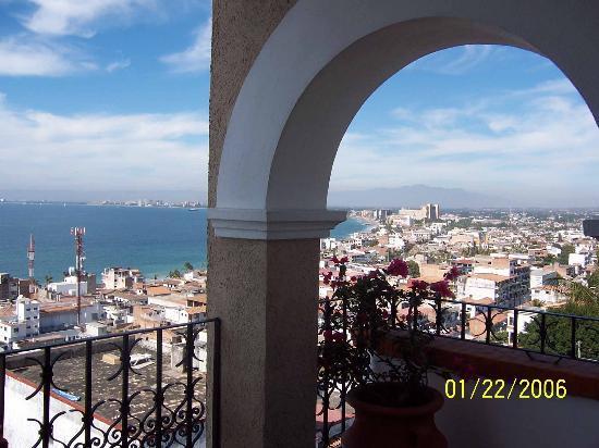 Hotel Suites la Siesta: Beaurtiful View