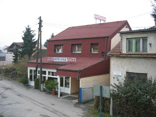 Hotel Fala, Zagreb
