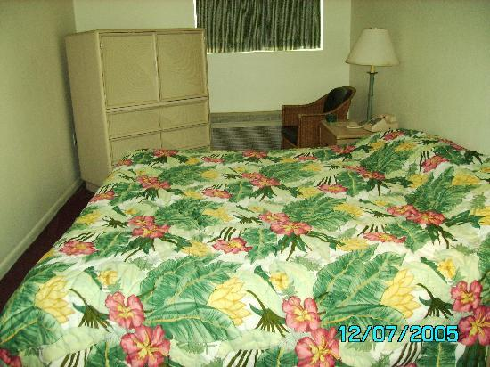 Sunset Inn: Clean and comfortable room