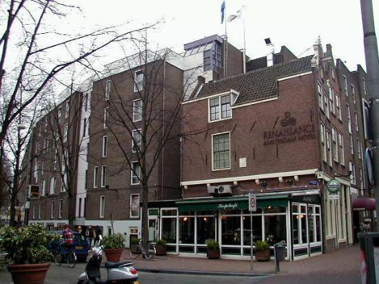 Room Photo 355 Renaissance Amsterdam Hotel Amsterdam