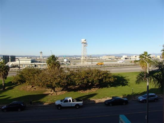 El Segundo, CA: View of LAX