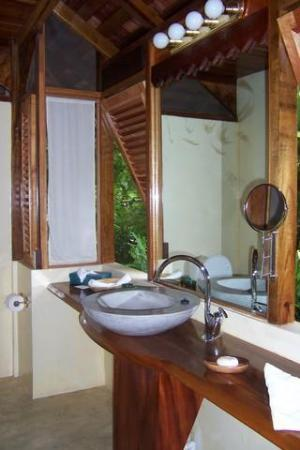Grande Riviere, Trinidad: Isn't this chic?