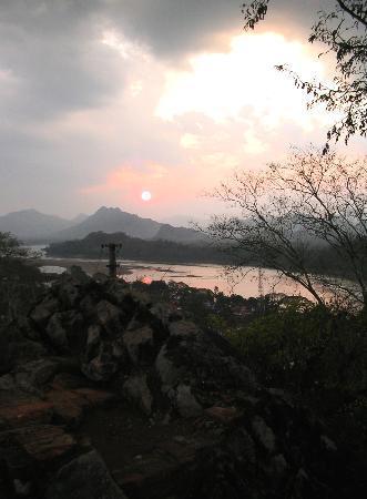 Mano Guest House: luang prabang on the  mekong