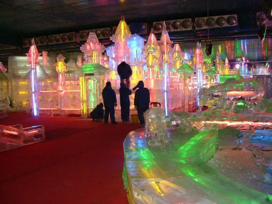 Damsen Park Ice Room Picture Of Ho Chi Minh City