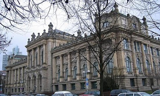 Lower Saxony State Museum (Niedersachsisches Landesmuseum Hannover): Outside view of Museum