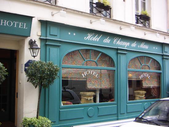 Hotel du Champ de Mars-bild