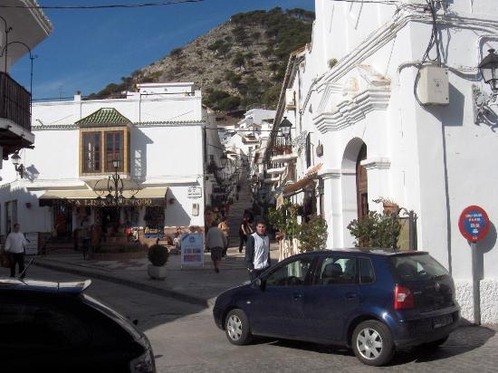 Fuengirola Beach Aparthotel: Mijas