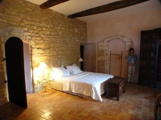 Les Trois Sources : One of our rooms