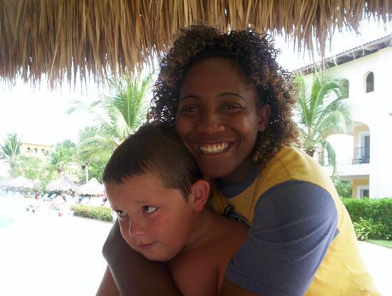 Iberostar Hacienda Dominicus: crazy star friend!