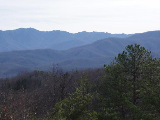 Gatlinburg, TN : Good Morning! Imagine waking up to this!