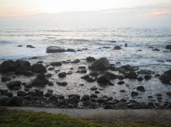 Punta Morro Resort: View from the balcony