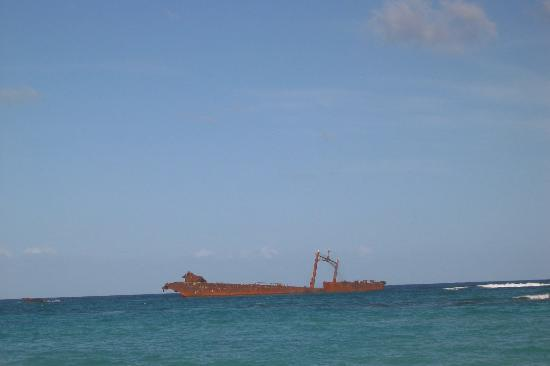 Grand Bahia Principe Bavaro: The Shipwreck