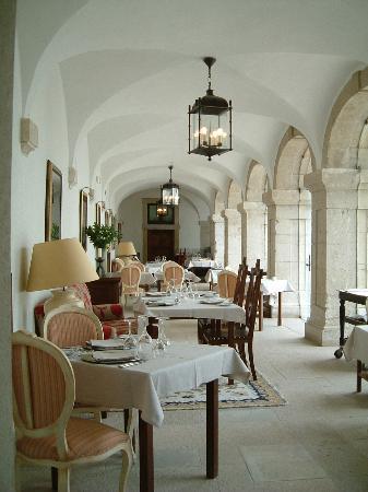 Pousada de Palmela Historic Hotel: Restaurant Area