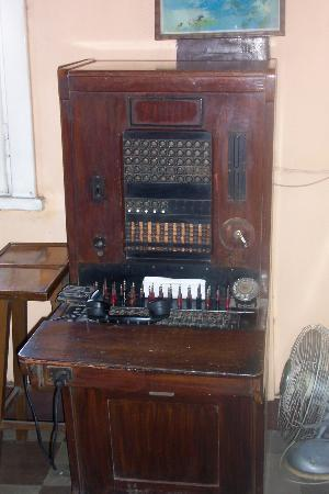 Garden City House: Another monument: The telephone central