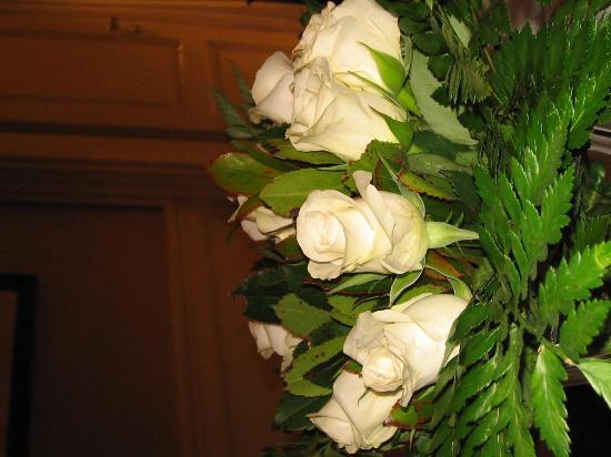 JK Place Firenze : Flowers in our room