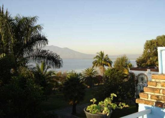 Ajijic, Mexico: view from room