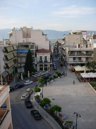 Samaras: View from our room