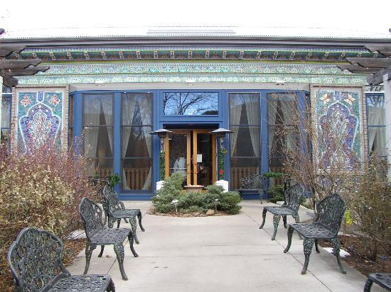 Dushanbe Teahouse Exterior Picture Of The Boulder Dushanbe