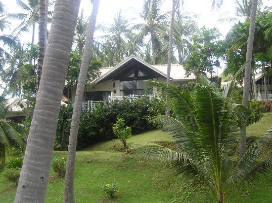 โรงแรมเคปพันวา: Our villa