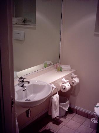 Quality Inn Napier Travel: Bathroom