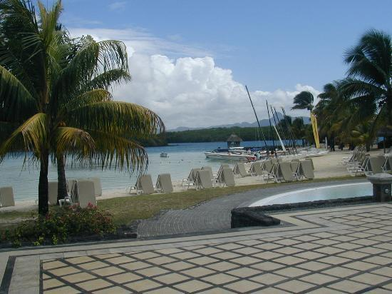 Shandrani Beachcomber Resort & Spa All Inclusive: The Watersports Beach