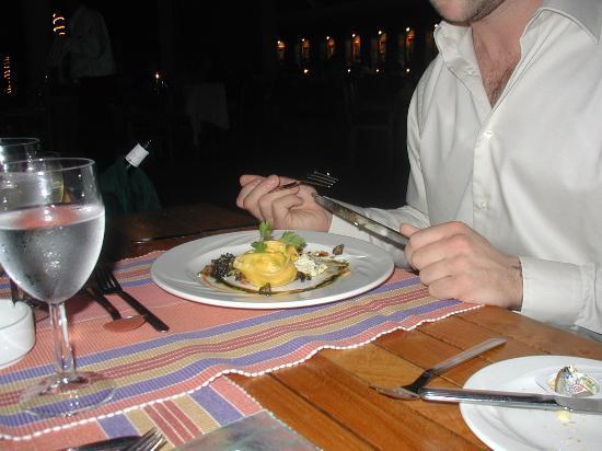 Shandrani Beachcomber Resort & Spa: Dinner