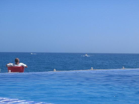 Marina Suites: View from the pool