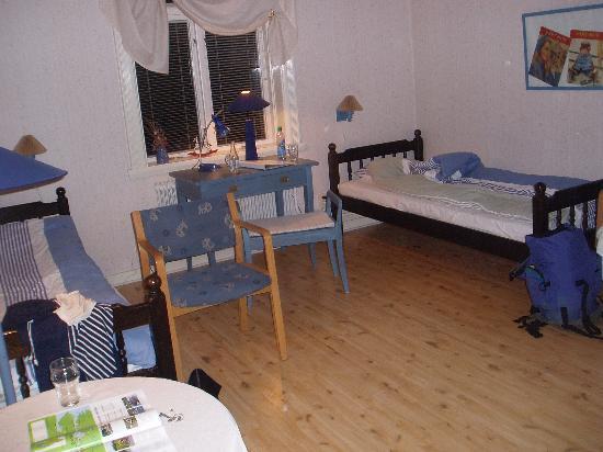 """Restaurant & Pension Prastgarden: The room at """"Præstgården"""""""