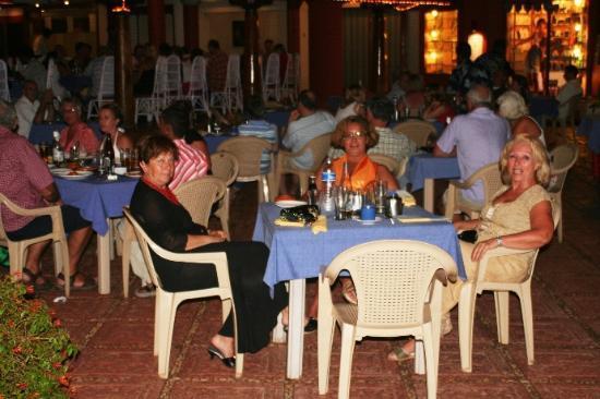 Uday Samudra Leisure Beach Hotel & Spa: last night at UDS